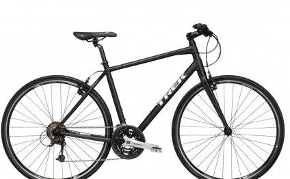Hybrid bikes are designed to