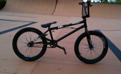 Mike Spinner Bike Check