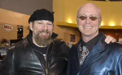 Bob Roll & Gary Fisher at