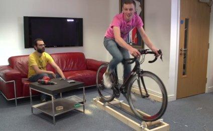 Build your own rollers: Indoor