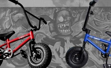 The Convict Series 1 Mini BMX