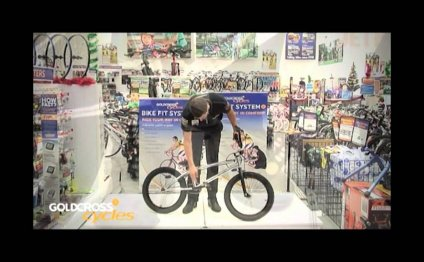 Different types of BMX bikes