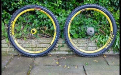 Downhill Mountain Bike Tyres 9