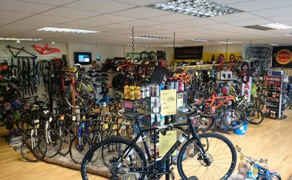 Falmouth Cycles, Cornwall