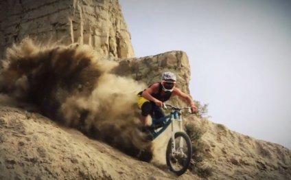 Freeride-downhill-mountain