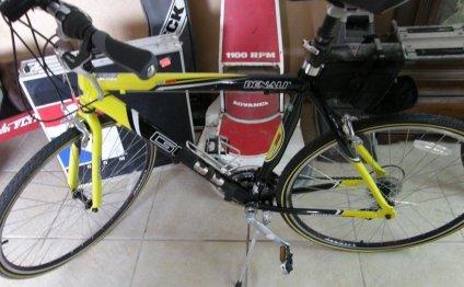 Denali Road Bicycle Yellow GMC