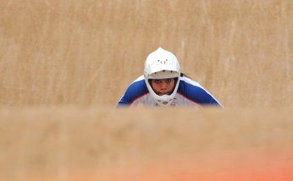BMX champion shanaze reade