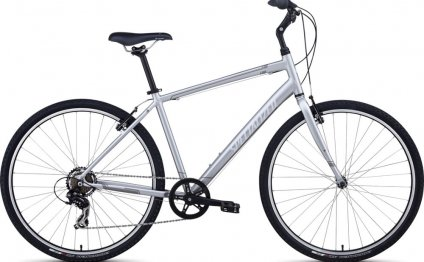 Hybrid bicycles are built to