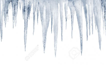 Icicles: number of natural