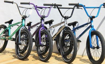 2015 Total BMX Bikes