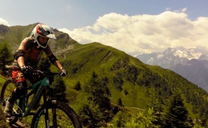 Malja Freeride downhill