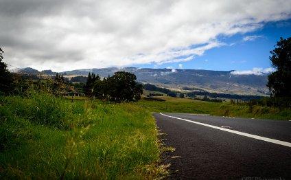 Maui Downhill Bike Ride and