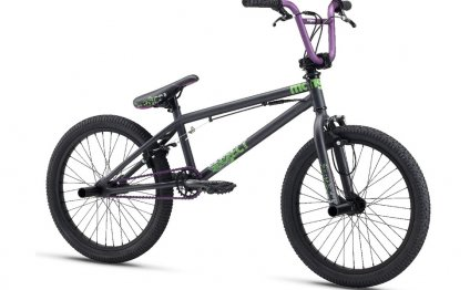 Mongoose Subject 2013 BMX Bike