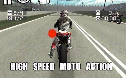 Motorbike Racing - Moto Racer