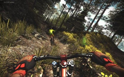 MTBFreeride Windows game |