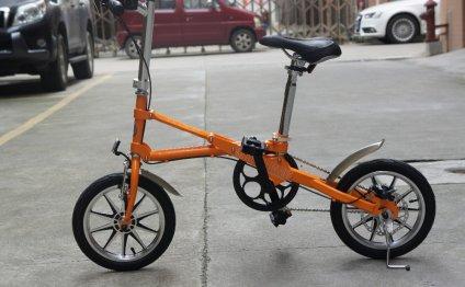 Mini Folding Bike folding