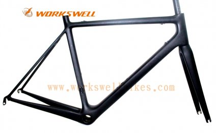 Road bicycle frames super