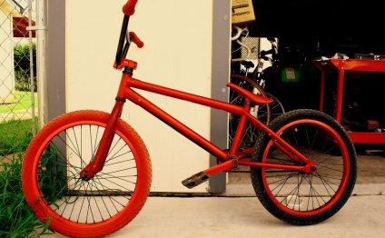 Red Haro Bmx Bike | IniWanita