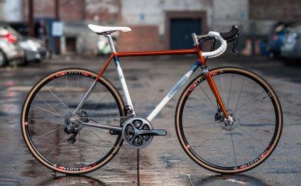 Report: The Steel Frame Bike