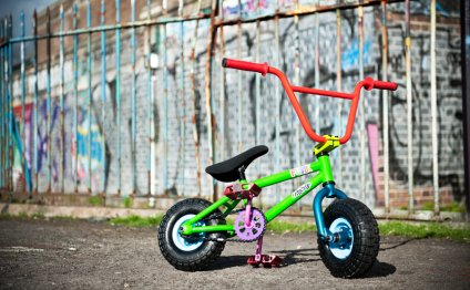 The mini bike trend has been