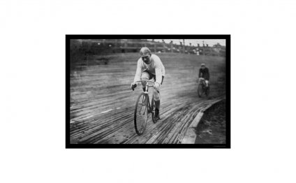 Six Day Bicycle Race 1909