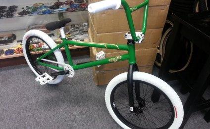 FIT custom built PRO BMX BIKE