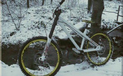 The Best Downhill Hardtail