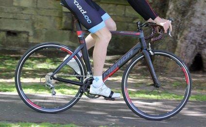 Merida Reacto 300 - riding 1