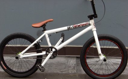 From Metal bikes BMX