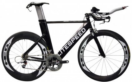 The Litespeed Blade features a