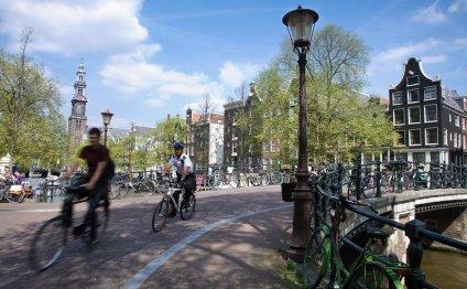 Amsterdam Bicycles (Jorge