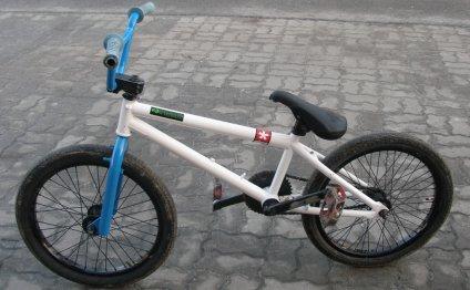 Headgear – Your BMX bike s
