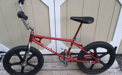 Next Porkchop BMX Bike