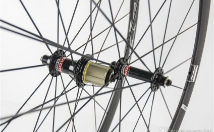 Road bicycle parts 3K matte