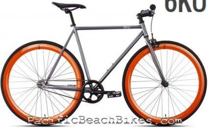 Single speed bike bicycles