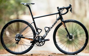 Cervélo's brand new C Series may be the brand's very first endurance-focused road-bike