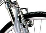 numerous convenience and crossbreed bicycles function linear-pull brake system for exceptional stopping energy!