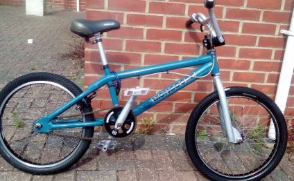 Mongoose Bike BMX