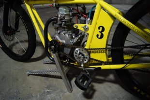 Motorized bike 5
