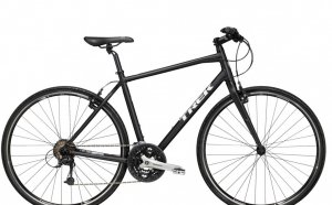 Hybrid bicycles Trek
