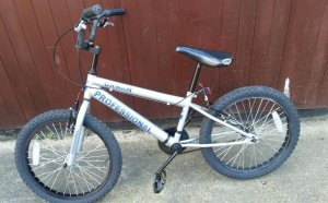 Redline BMX Bike for sale