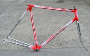 Steel Road Bicycle Frames