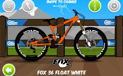 Downhill Mountain Bike Games