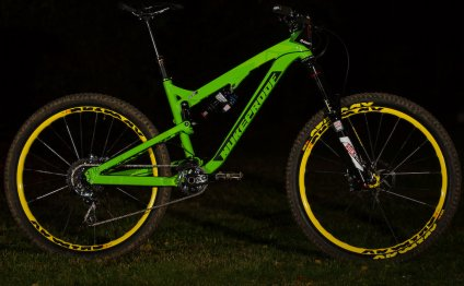 Nukeproof downhill Bikes