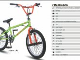 Cheap BMX Bike parts