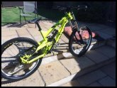 Downhill Mountain bikes for sale UK
