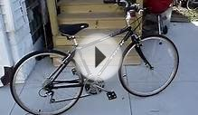 10 Dollar Trek 700 Hybrid Bicycle