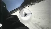 2008 Colorado Motorcycle Ice Racing, Helmet cam