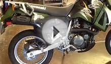 2003 Kawasaki KLR650 Dual Sport Motorcycle For Sale