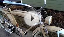 1941 Roadmaster classic bicycle